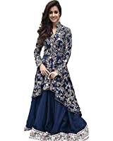 Aarna Fashion's New gowns for women party wear lehenga choli for women party wear salwar suits for women stitched dress materials for women navratri special Long Gown Printed gown