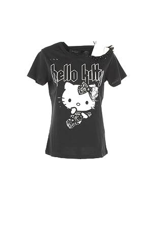 Pinko Candycane T-Shirt E Canotte Donna  Amazon.it  Abbigliamento 07d4285c63e