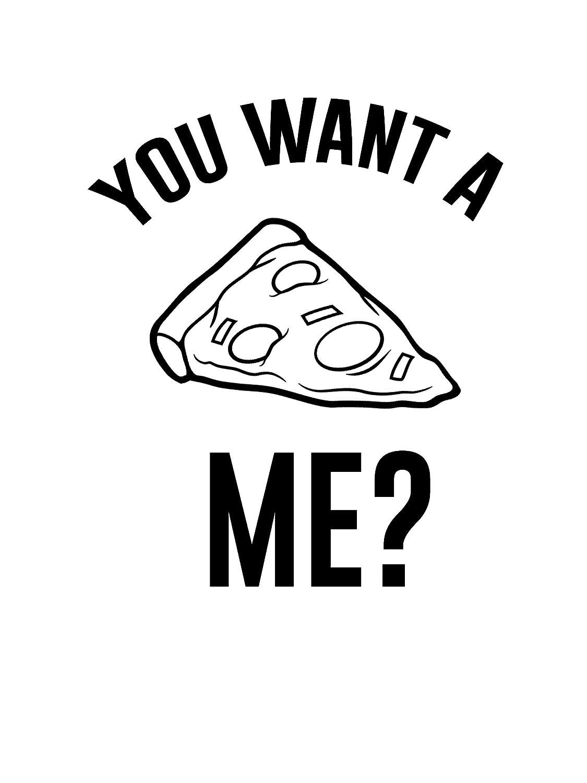 Subblime You Want A Pizza Me Tank Top