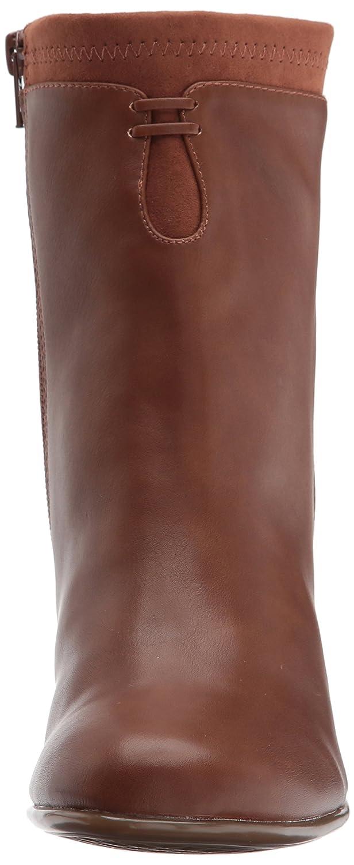 Aerosoles Women's Leading Role Ankle Boot B072BQXQ1S 9.5 M US Dark Tan Combo