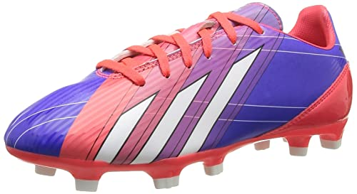 on sale 59ea0 10fef adidas F10 Trx Fg J, Chaussures de football garçon -TurboNoirBlanc