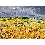 Ricordi The Fields 1000 Piece Vincent van Gogh Jigsaw Puzzle