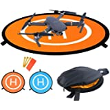 WisFox TY-01, Drone Launching Ramp, Foldable Waterproof D75 cm Landing Pad for DJI Mavic Pro Phantom 2/3/4 Inspire 1