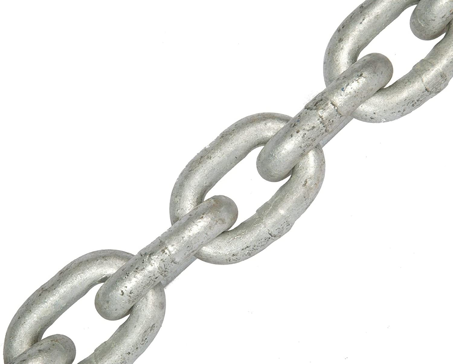 8MM Boat // Yacht // Anchor DIN766 Short Link Chain Galvanised