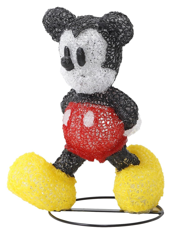 タカショー ディズニー 3Dクリスタルモチーフ ウォーキングミッキーマウス B00GG9RMA0 13238