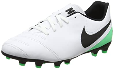 013d3bcb383 Nike Kids  Jr Tiempo Rio Iii Fg Football Boots  Amazon.co.uk  Shoes ...