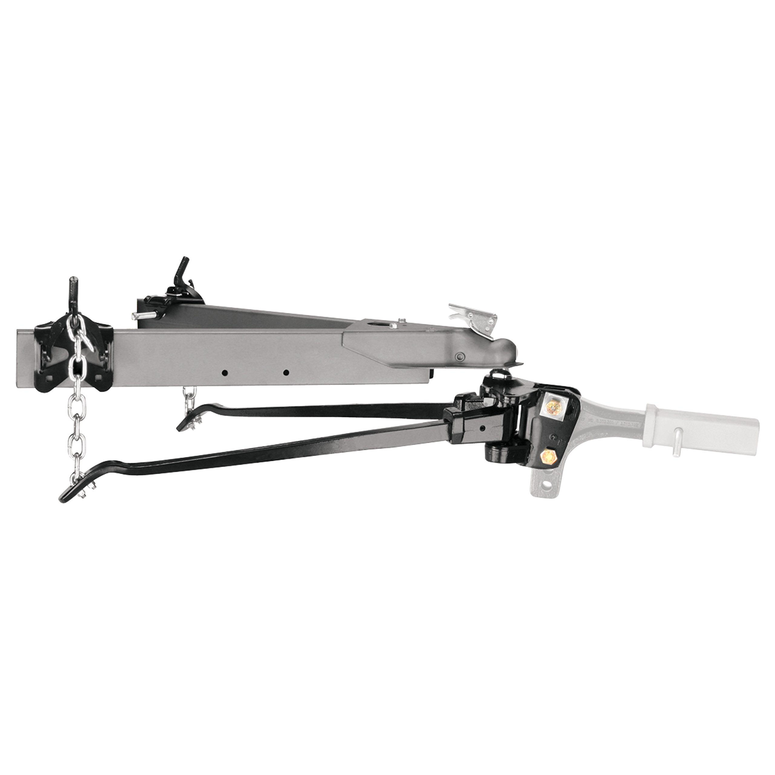 Reese 66021 800 Lbs. Adj. High-Performance Trunnion Style W/O Shank by Reese