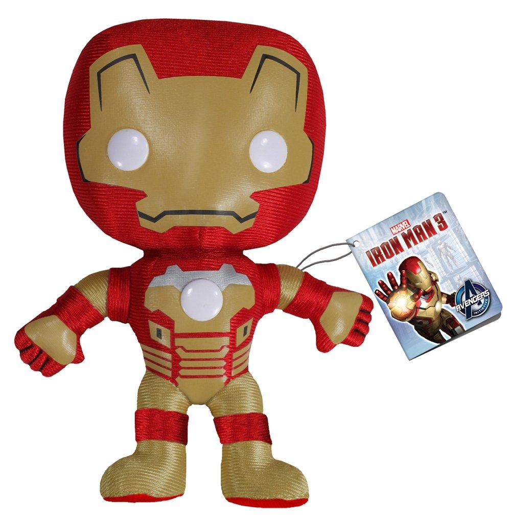Ahorre 35% - 70% de descuento Funko - Figura con con con cabeza móvil Iron man Marvel (FU3126)  n ° 1 en línea
