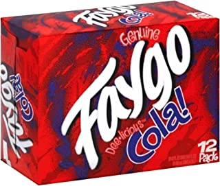 product image for faygo red
