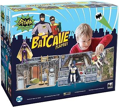Batman Figure FREE SHIP Batman 6-Inch Classic TV Series To the Batcave