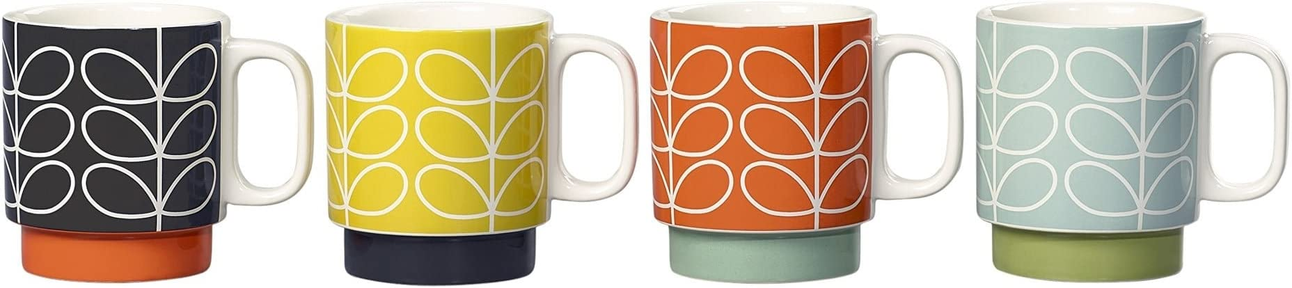 Tazza in ceramica Orla Kiely OK733