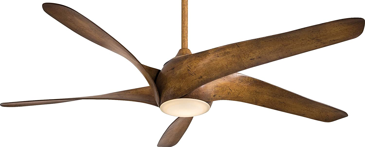 Minka aire f905l dk artemis xl5 led distressed koa 62 ceiling fan minka aire f905l dk artemis xl5 led distressed koa 62 ceiling fan with light remote control amazon aloadofball Images