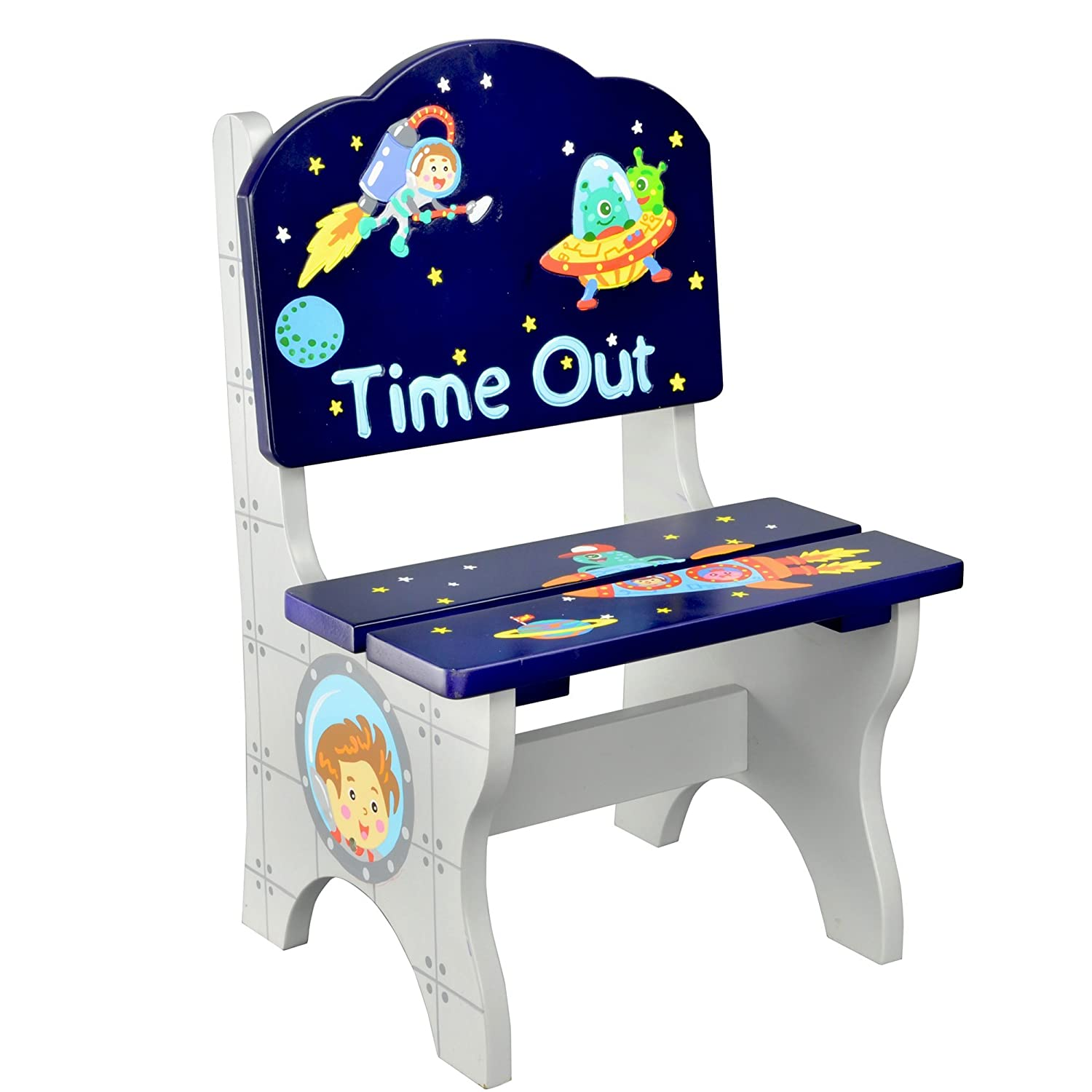 Fantasy Fields TD-12222A Time Out Sedia Outer Space Teamson