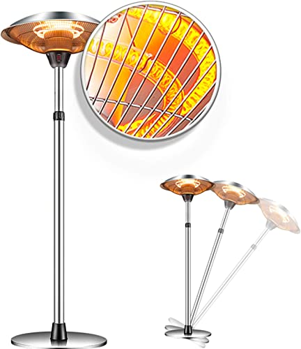 Raoccuy Infrared Patio Heater Electric Outdoor