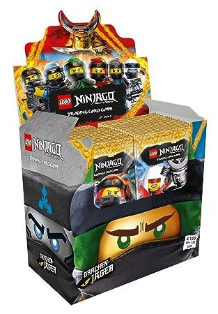 Top Media 180453 Lego Ninjago Serie IV - Juego de Cartas ...