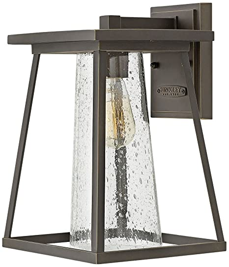 Hinkley 2794OZ-CL Transitional One Light Outdoor Wall Mount