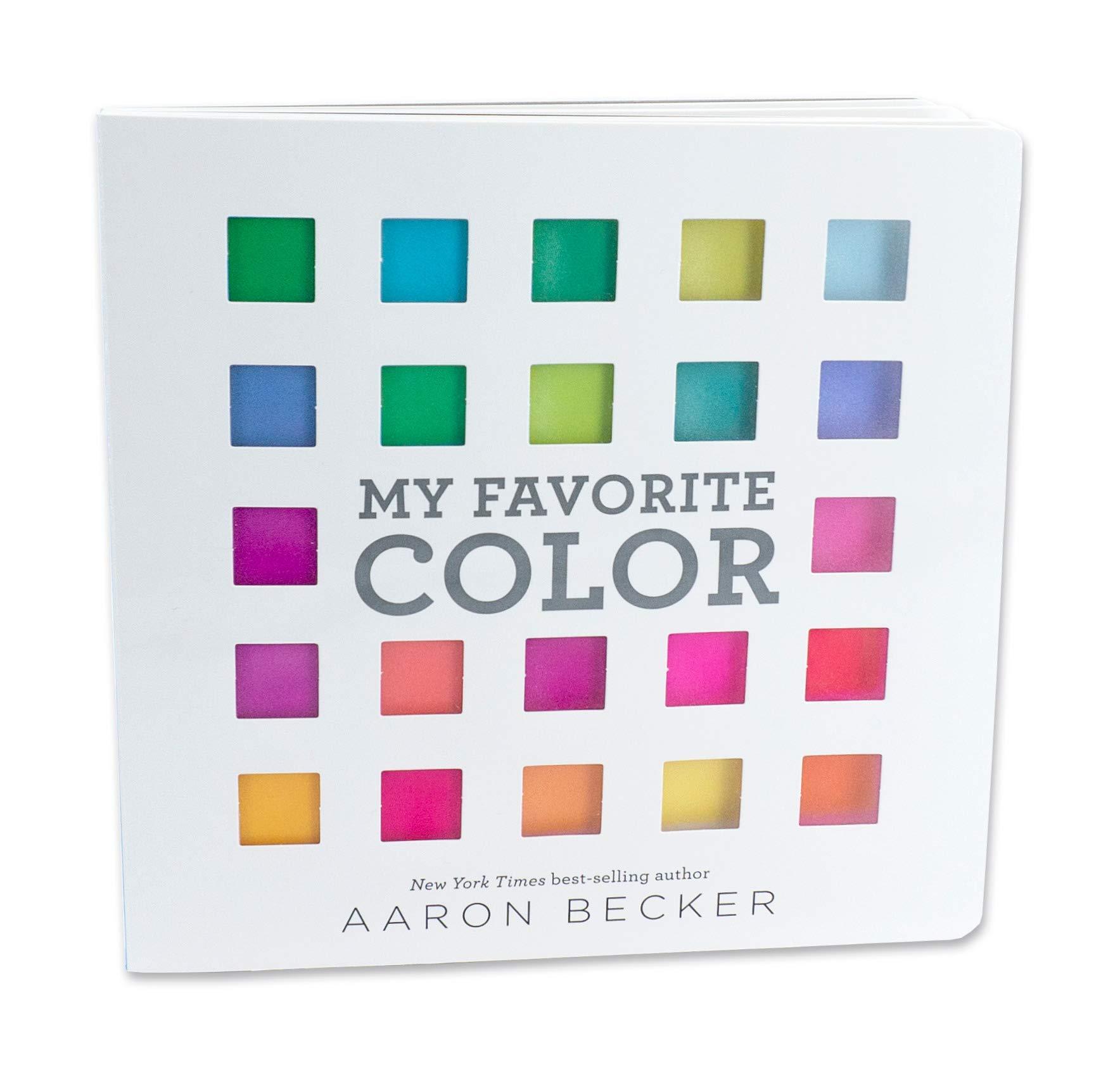 My Favorite Color is Bourbon Ceramic Magnet