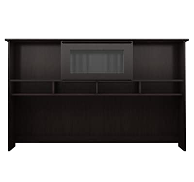 Cabot Collection:60 inch Hutch Computer Desk