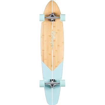 powerful Ten Toes Board Longboard Skateboard Cruiser