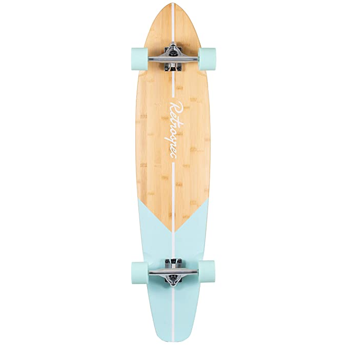 Best longboards: Retrospec Zed Bamboo Longboard