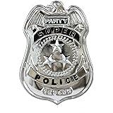 Police Badge Small Accessory