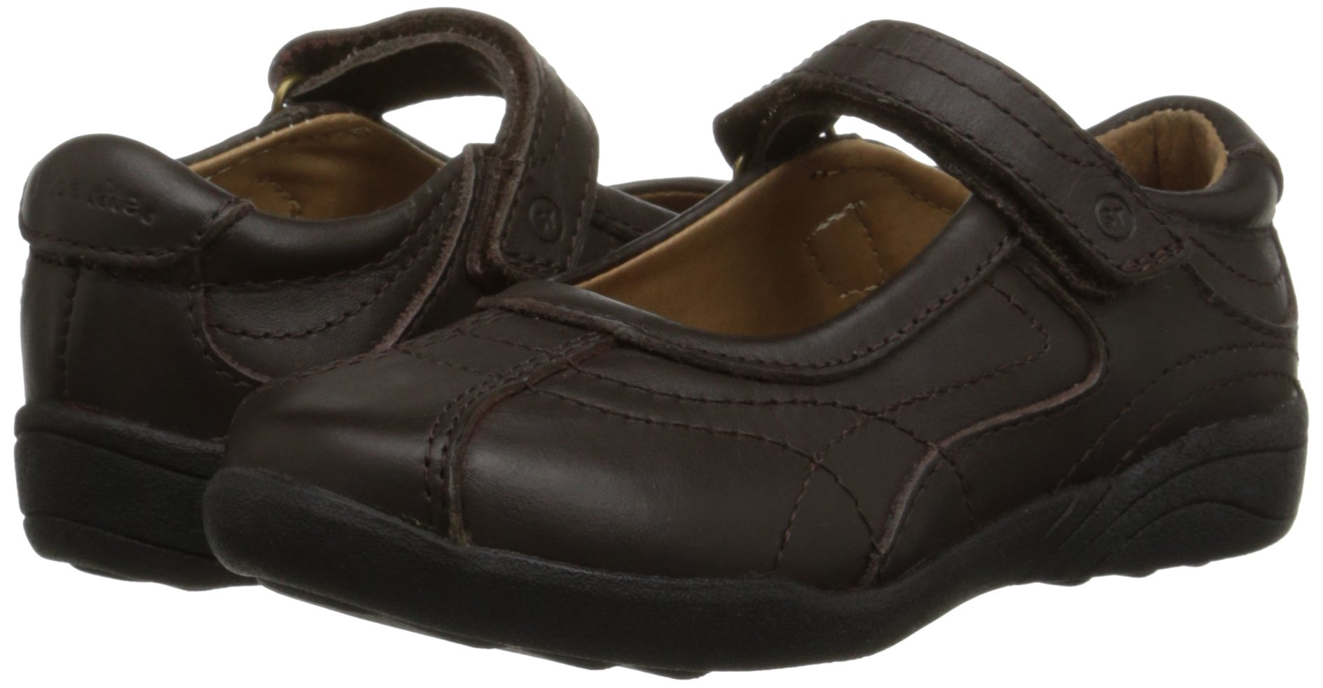 Stride Rite Claire Mary Jane (Toddler/Little Kid/Big Kid),Brown,13 M US Little Kid by Stride Rite (Image #5)
