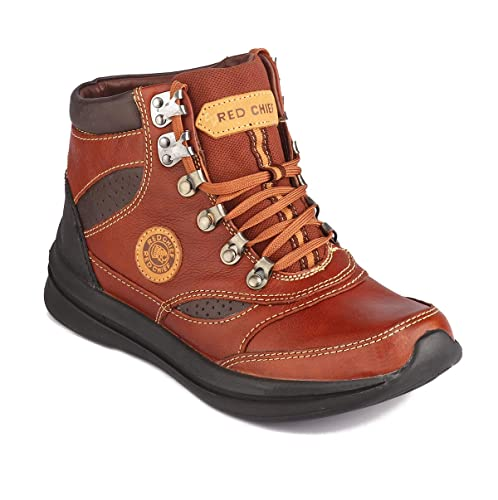 Buy Red Chief Men's Brown Classic Boot