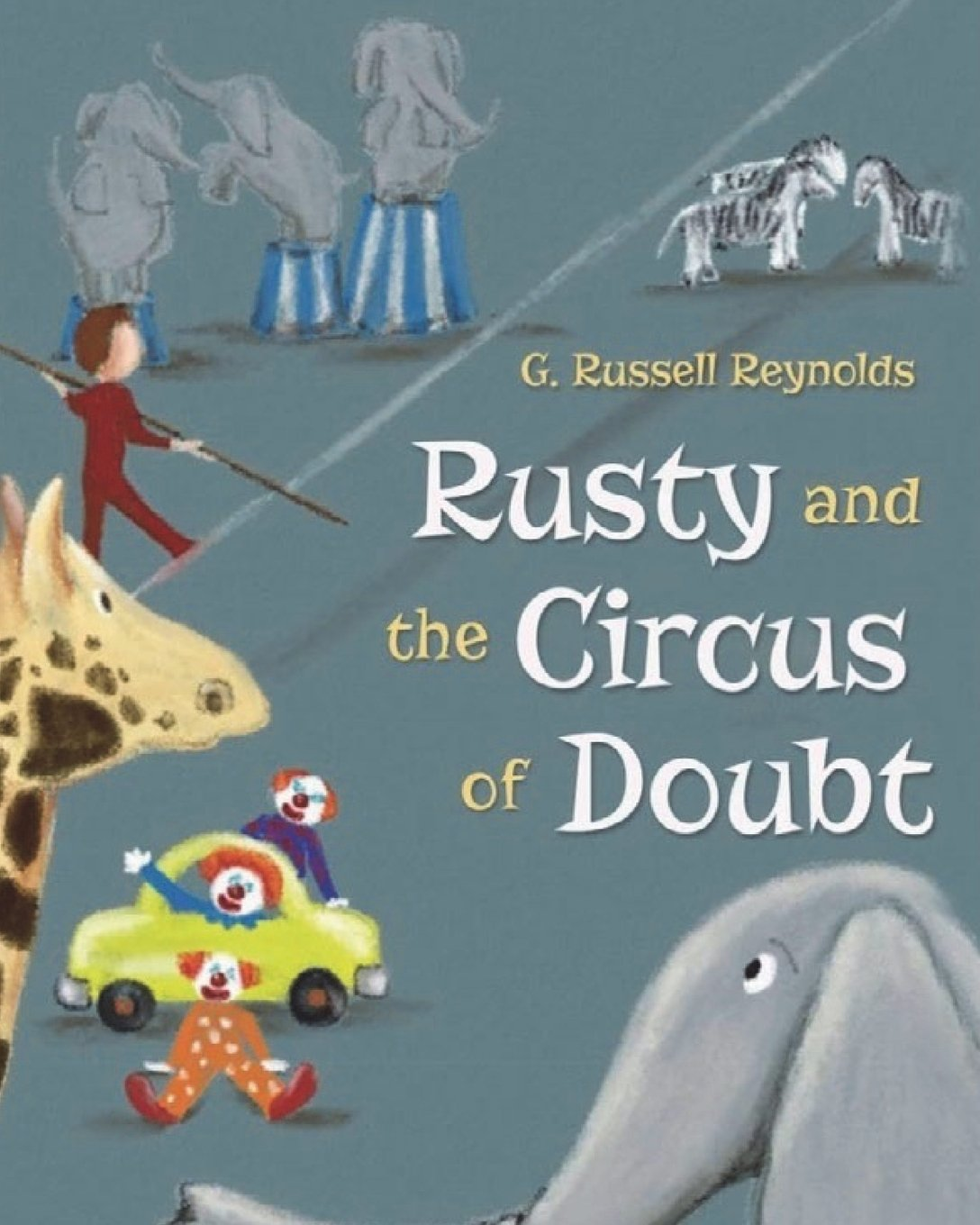 Download Rusty and the Circus of Doubt pdf epub