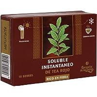 Compañía de las Indias Té Rojo Soluble- 10 sobres.