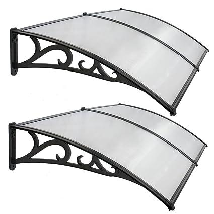 Amazon 40 X 80 Window Awning Door Canopy Polycarbonate
