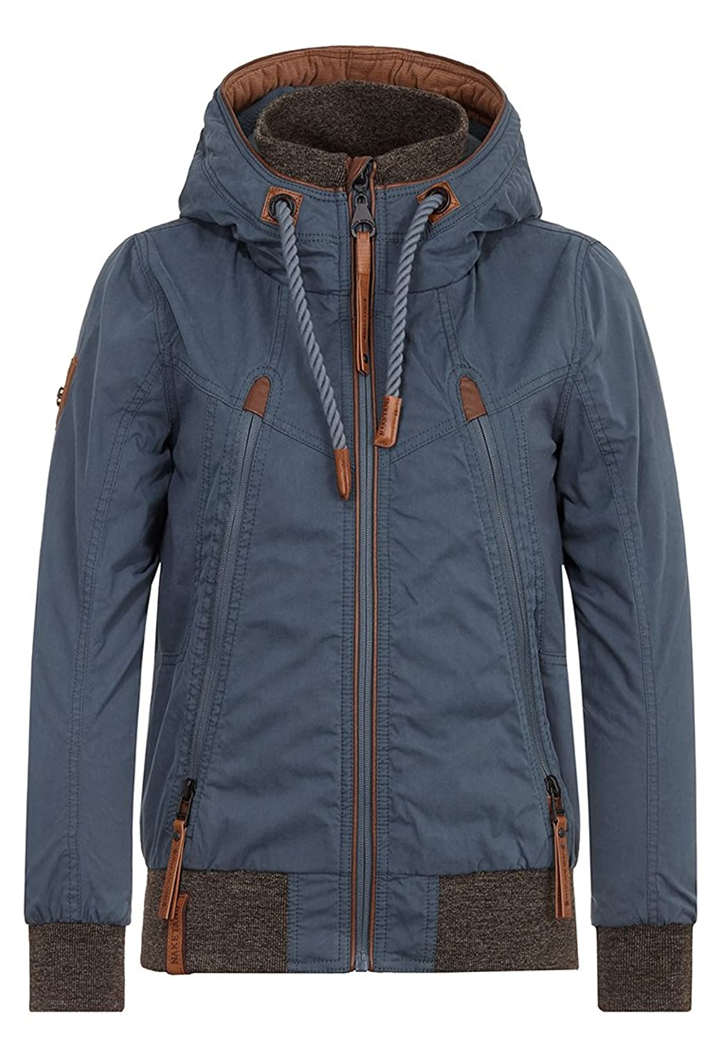 60%OFF Naketano Damen Jacke Tiffy Du Vogel Jacke instacc