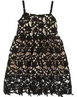 belababy Toddler Girls Dresses Crochet Lace Tutu for 1-6T