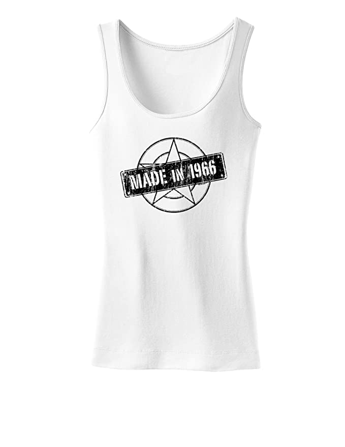 amazon made in 1966 womens tank top clothing 1966 Clothing Trends