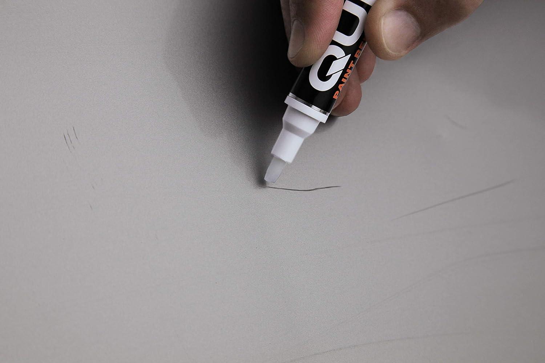Quixx 50255 Lack Reparatur Stift Für Extrem Tiefe Breite Kratzer Und Steinschläge Lackstift Kratzerentferner Lackschaden Auto