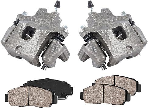 Rear Disc Brake Pad Caliper Hardware Kit for Toyota Avalon Camry Solara New