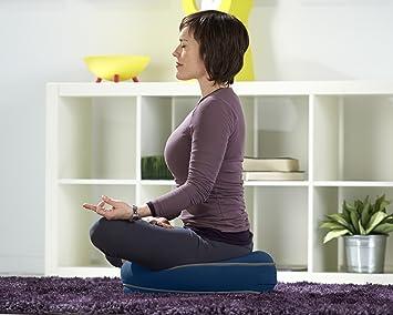 Amazon.com: Yogibo Almohada Redonda Uso para Yoga, Almohada ...