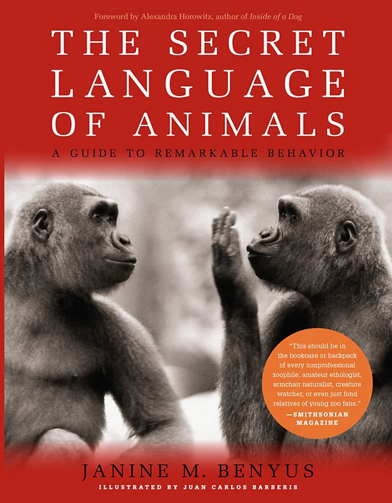 The Secret Language of Animals: A Guide to Remarkable Behavior by Black Dog & Leventhal