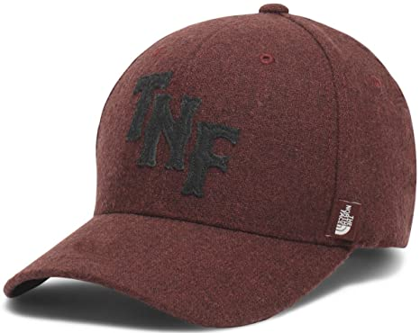 north face baseball cap beige the classic logo team ball sequoia red black small hyvent