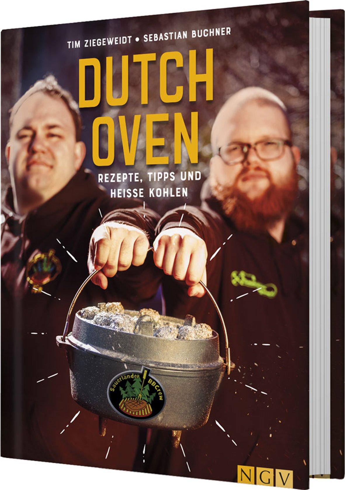 Sauerländer BBCrew Dutch Oven  Rezepte Tipps Und Heiße Kohlen