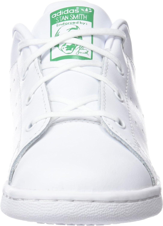 adidas Stan Smith, Zapatillas Unisex niños: Amazon.es: Zapatos y complementos