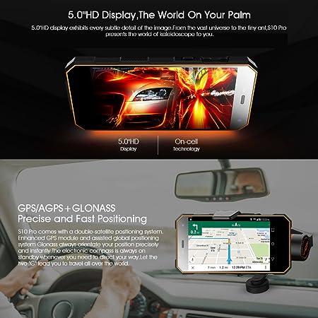 NOMU S10 Pro Smartphone sin Contrato Teléfono Móvil para ...