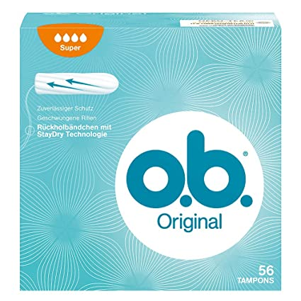 Amazon | o.b. Original Super 5...