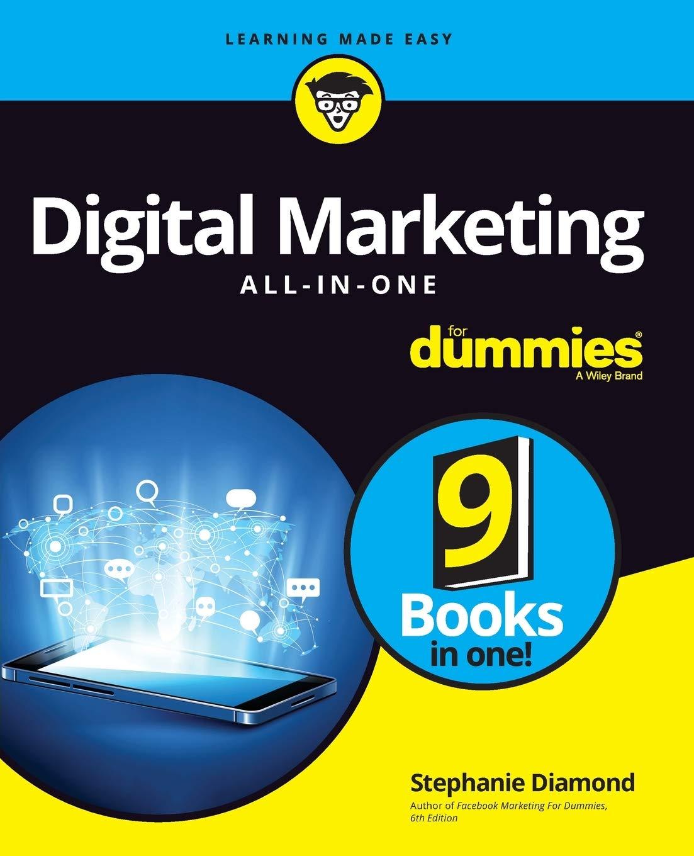 Digital Marketing All In One For Dummies