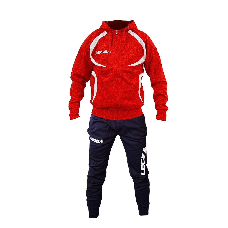 d979b20139f0 Perseo Sport Tuta Legea Tunisia T110 Uomo Allenamento Fitness Calcio Tempo  Libero Vari Colori e TG  Amazon.it  Abbigliamento