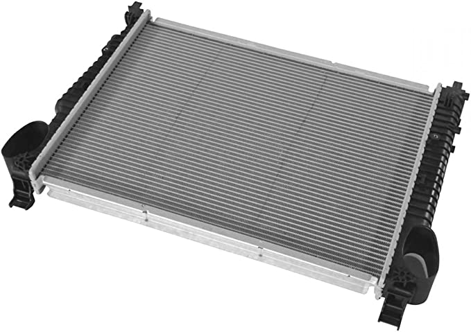 Complete Aluminum Radiator for 2003 2004 Land Rover Discovery ALL TYPES