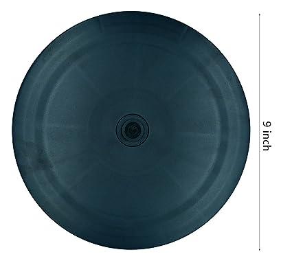 ... Plato Giratorio Turntable con Rodamientos de Acero para Cocina Gabinetes de Esquina Spice Rack/Mesa de Café/Decorar Tartas/TV Ordenador Portátil Soporte ...