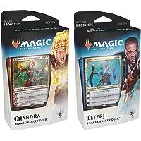 Magic The Gathering MTG-DOM-PD-EN Dominaria Planeswalker Decks, Multicolour