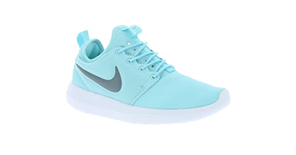 28b4a143800d3 Nike W ROSHE TWO womens running-shoes 844931-400 9.5 - COPA COPA-COOL GREY- WHITE