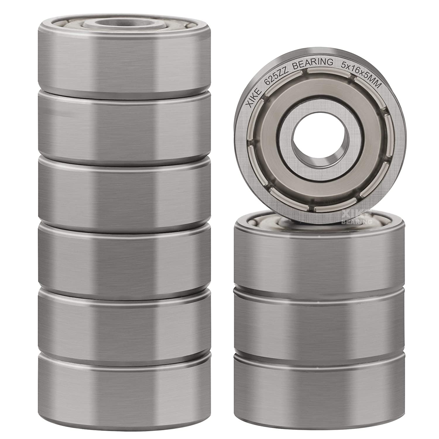 10 pieces of High Quality 695-ZZ bearing  695 ZZ bearings 5mm x 13mm x 4mm
