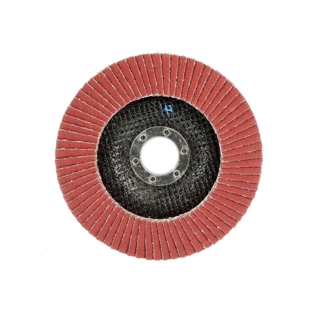 """Cubitron II 64382 3M Flap Disc 969F, T27 7"""" x"""